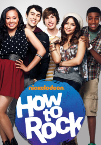 Poster of the Sitcom How To Rock