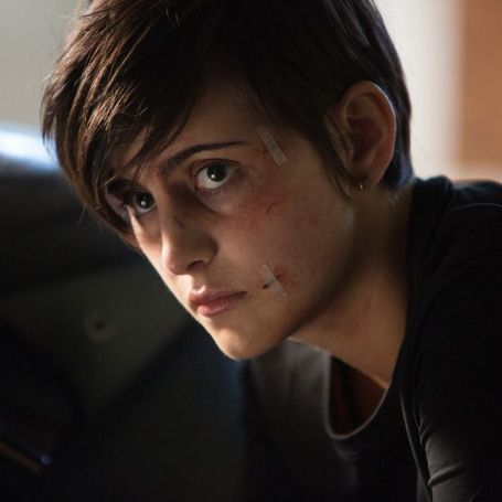 Jacqueline Toboni in the TV sereis Grimm.