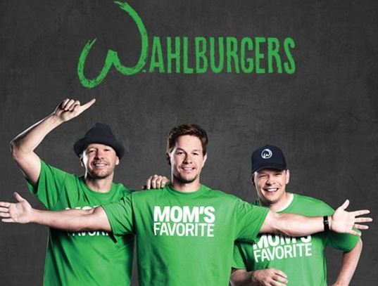 Poster of TV Show, Wahlburgers