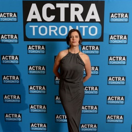 Torri Higginson at 14th actress awards event.
