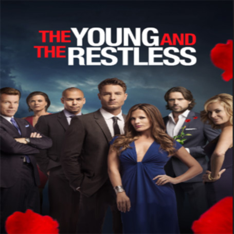 Poster of the TV series The Young and The Restless