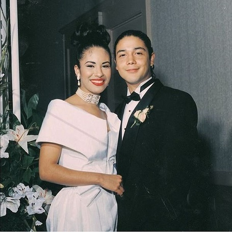Venessa Villanueva and her ex-husband Chris Perez.