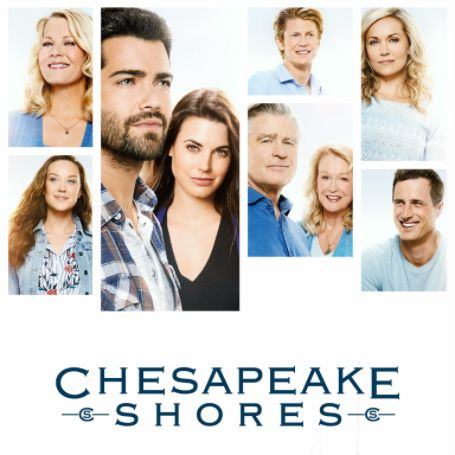 Chesapeake Shores, one of the series Giles casted on