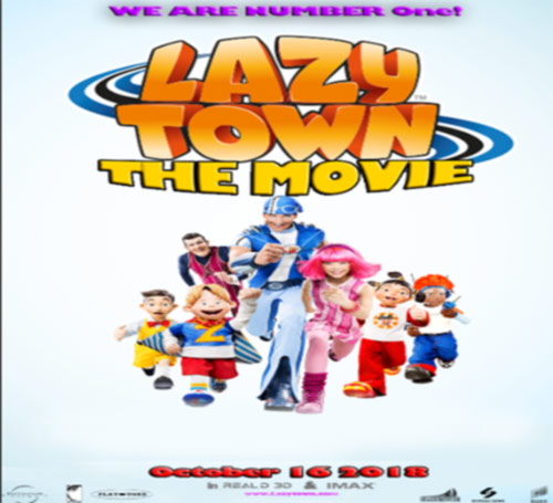 Poster of the movie Lazy Town
