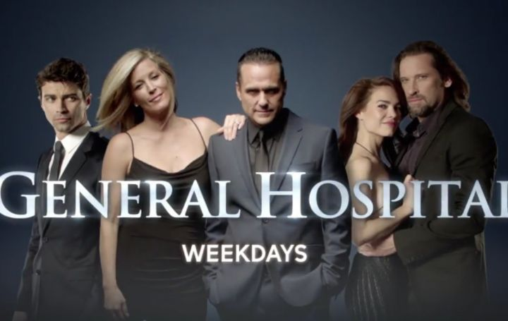 General Hospital one of the seires Chloe Lanier appeared on