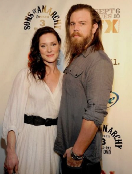 Molly is married to Ryan Hurst