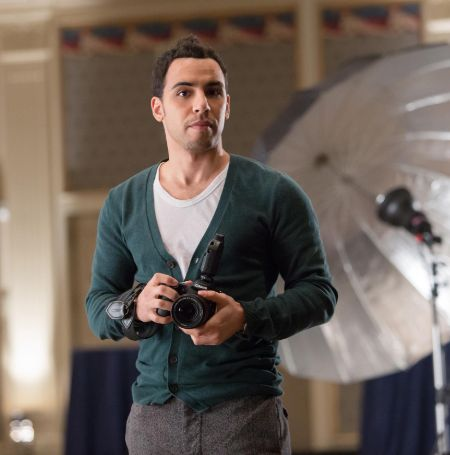 Rasuk played Jose Rodriguez in the Fifty Shades Grey film sequelImage Source: NBC News