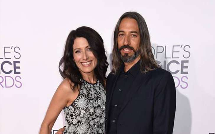 Lisa Edelstein Married Robert Russell in 2014 and living happily as husband and wife