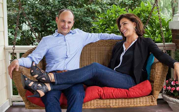 David Visentin's Married Life Wife Wife Krista Visentin; Details of His Affairs and Children