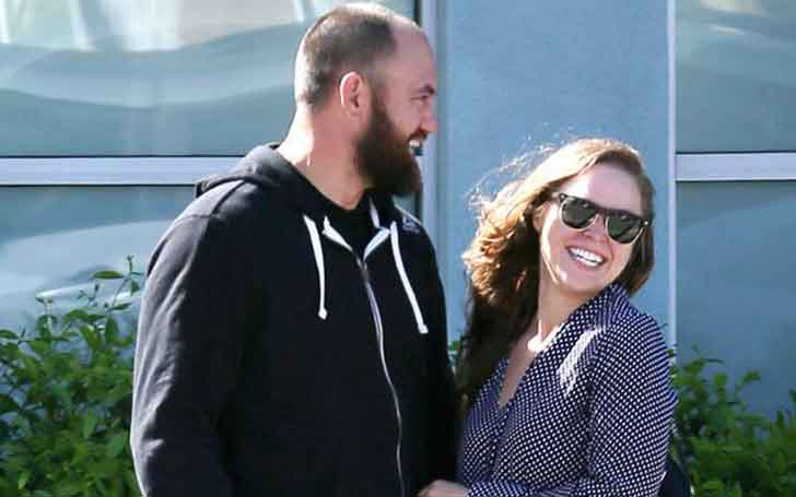 Is Martial Artist Ronda Rousey Ina Relationship, Rumors of Dating UFC Fighter Travis Browne
