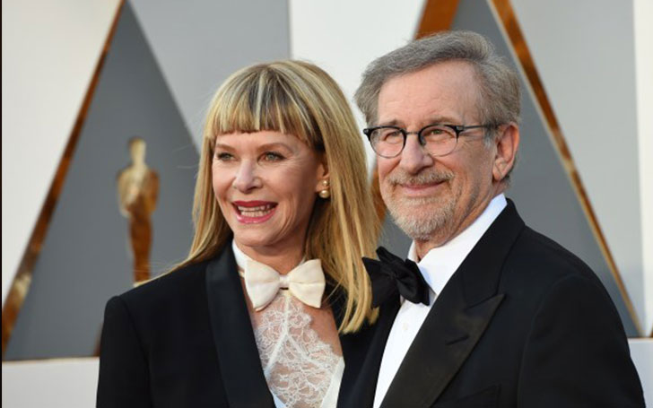 American Retired Actress Kate Capshaw Married Twice, Is In a Longtime Married Relationship With Second Husband Steven Spielberg