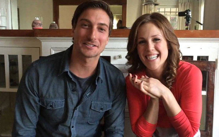 Australian Actor Daniel Lissing's Married Relationship With Wife Erin Krakow and His Past Affairs