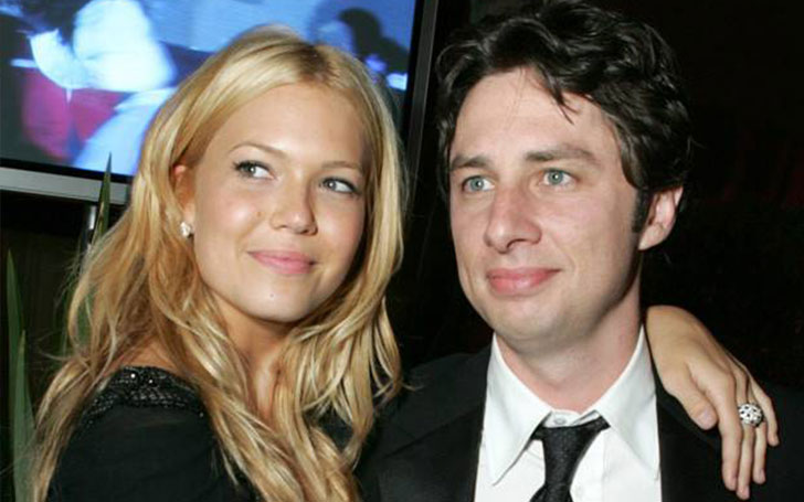 American Actor Zach Braff Was Once In a Relationship With Mandy Moore, Now Dating a New Girlfriend?