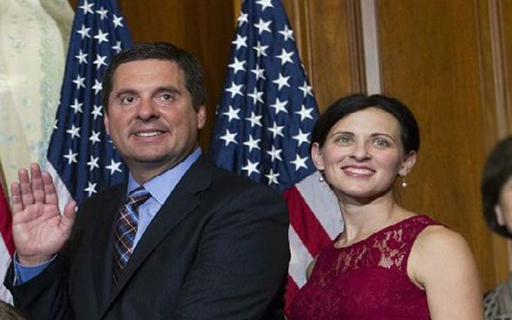 American Republican Politician Devin Nunes' Married Relationship With Wife Elizabeth Nunes and His Past Affairs