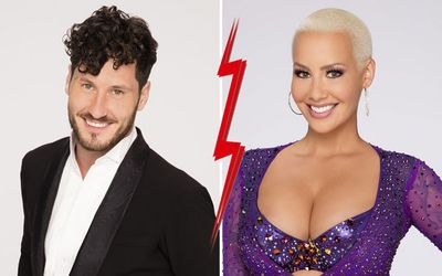 Val Chmerkovskiy's Ex-Girlfriend Amber Rose: Who is Val Chmerkovskiy dating now?