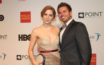 Rachelle Lefevre and boyfriend Chris Crary engaged; Know her previous love affair?