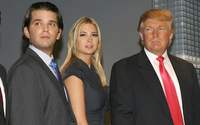 Donald Trump Jr Son of Donald Trump with Ivana Trump